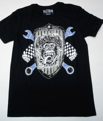 Gas Monkey Garage T-Shirt - Grill